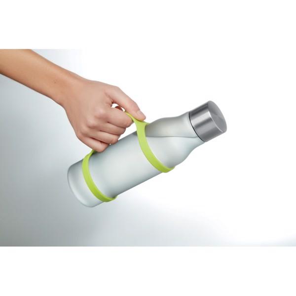 Silikonowy uchwyt Carry - limonka