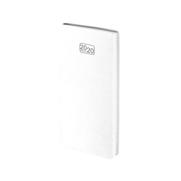 Pocket Diary Zibix - White