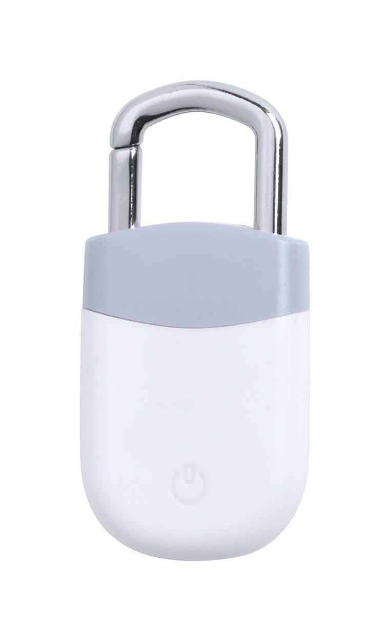 Bluetooth Hledač Klíčů Jackson - Popelavě Šedý / Bílá