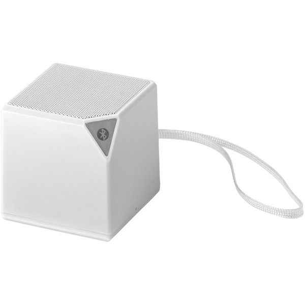 Sonic Bluetooth® portable speaker - White