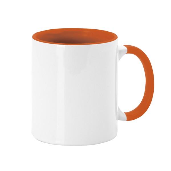 Sublimation Mug Harnet - Orange