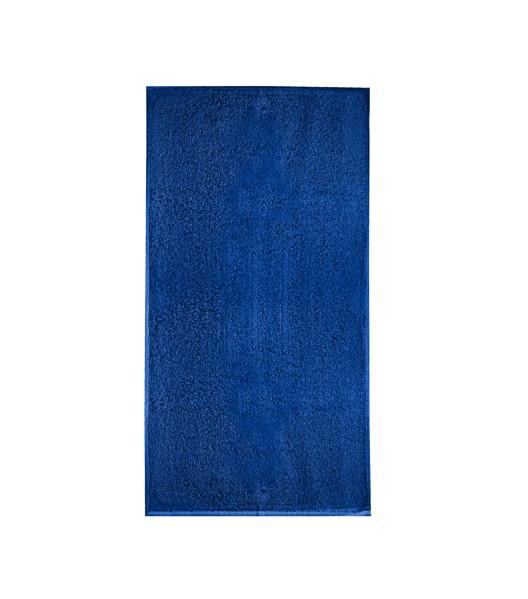 Malý ručník unisex Malfini Terry Hand Towel - Královská Modrá / 30 x 50 cm