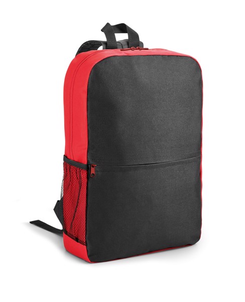 BRUSSELS. Laptop backpack - Red
