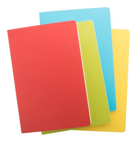 Notebook Dienel - Red