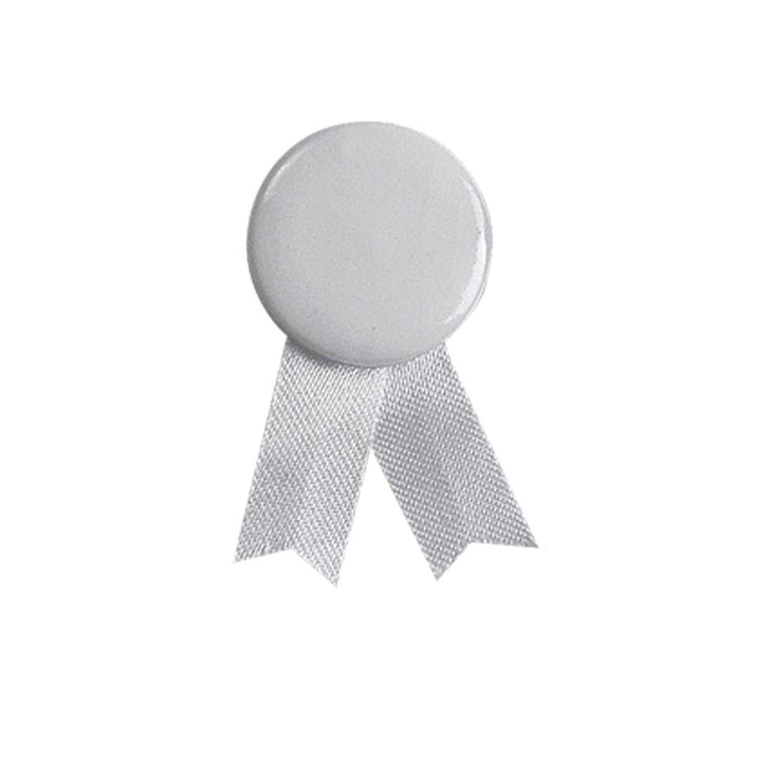 Pin Lazo Solidario - Blanco