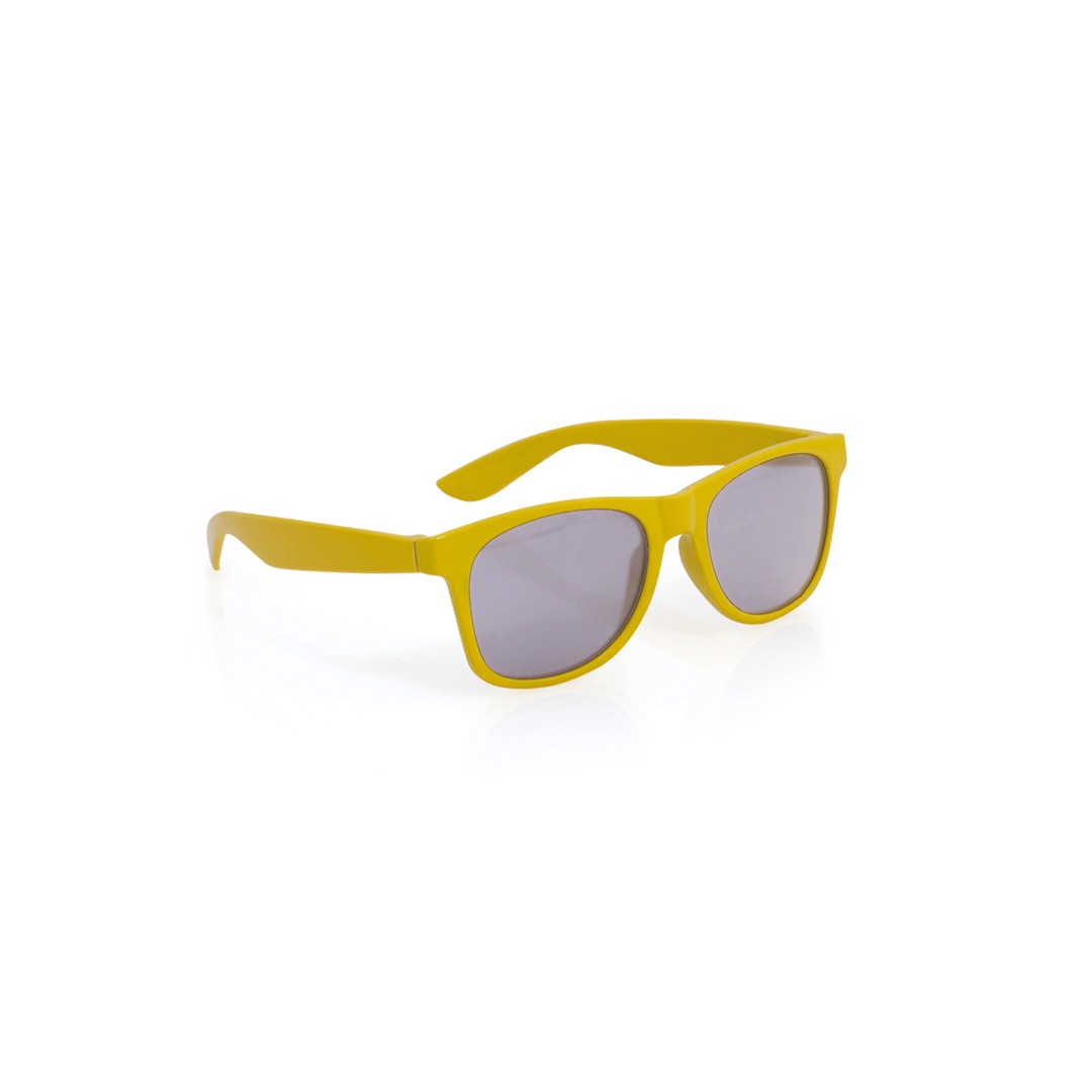 Gafas Sol Niño Spike - Amarillo