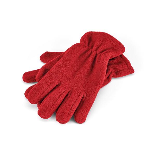 ALEXANDRE. Γάντια - Κόκκινο