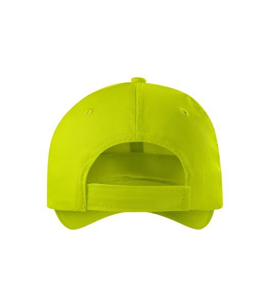 Cap unisex Piccolio Sunshine - Lime Punch / adjustable