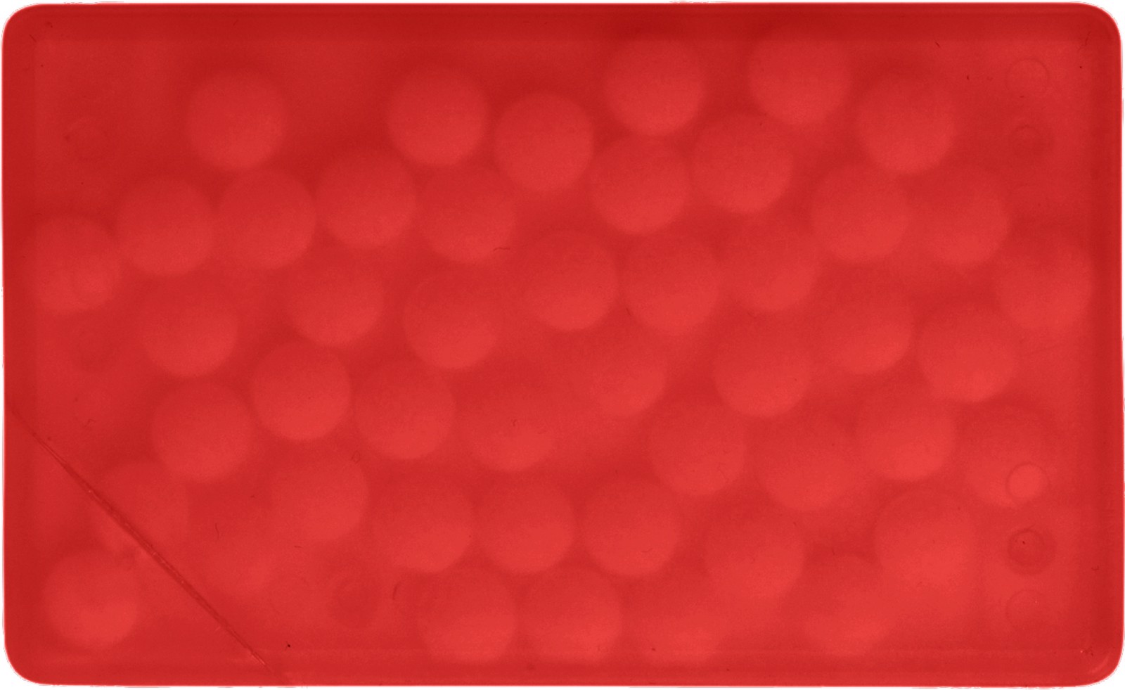 PP case with mints - Red