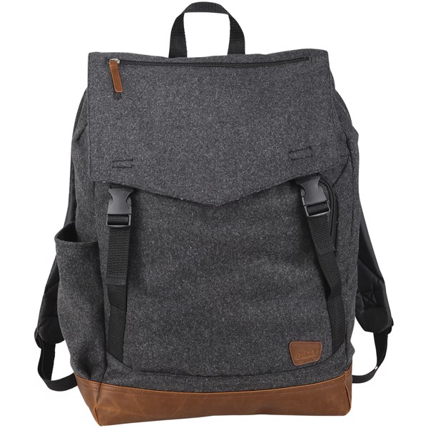"""Campster 15"""" laptop backpack"""
