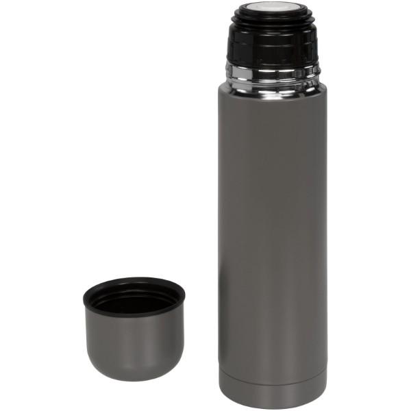 Gallup 500 ml matte Kupfer-Vakuum Isolierflasche - Grau