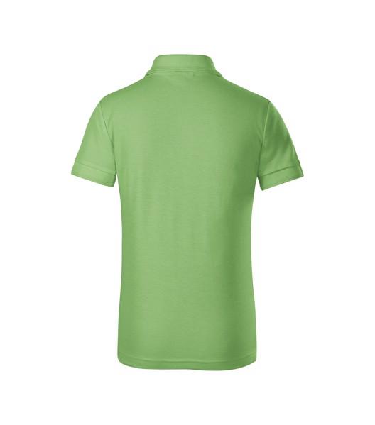 Polo Shirt Kids Malfini Pique Polo - Grass Green / 6 years