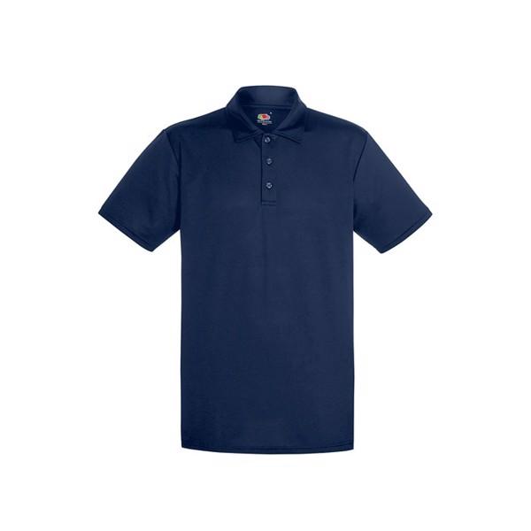 Funkční polo tričko Performance Polo 63-038-0 - Deep Navy / XL