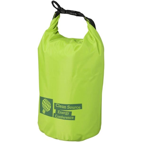 Camper 10 l wasserdichte Outdoor-Tasche - Limone