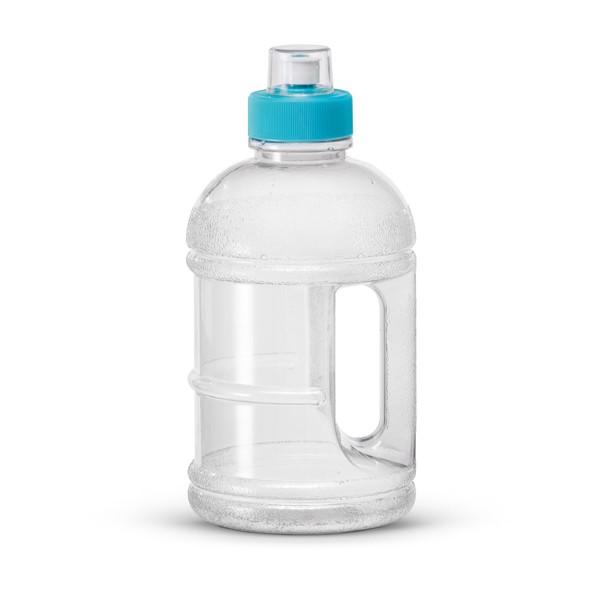 RAMON. Botella deportiva 1250 ml - Transparente