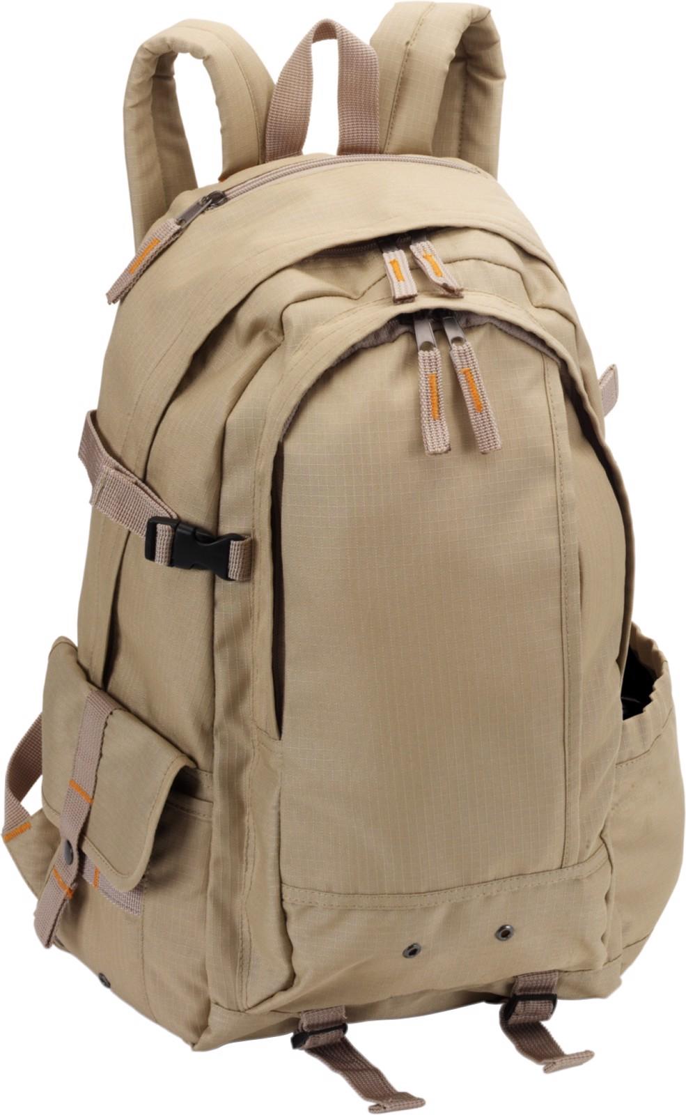 Ripstop (210D) backpack - Khaki