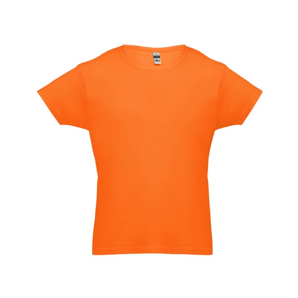 LUANDA. Pánské tričko - Oranžová / L