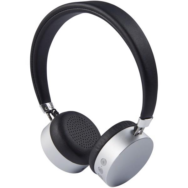 Millennial aluminium Bluetooth® headphones - Silver