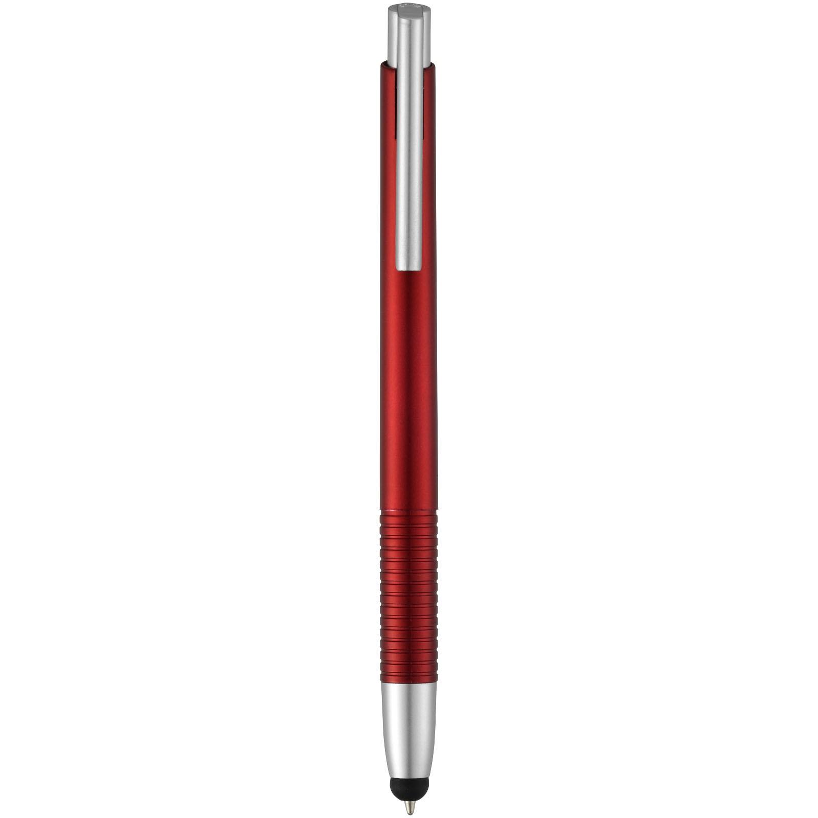 Giza stylus ballpoint pen - Red