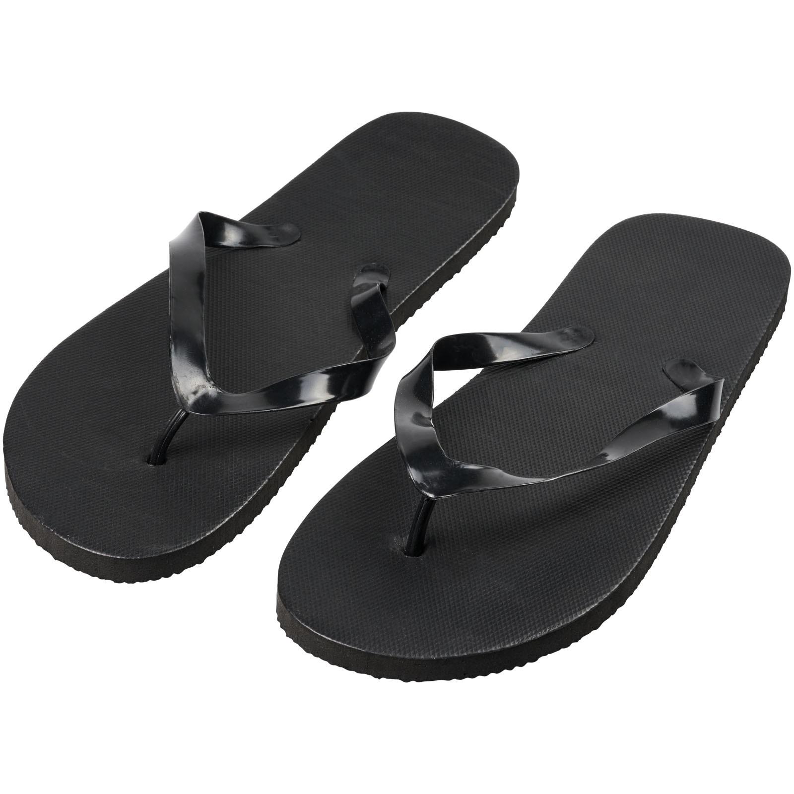 Railay plážové trepky (L) - Černá