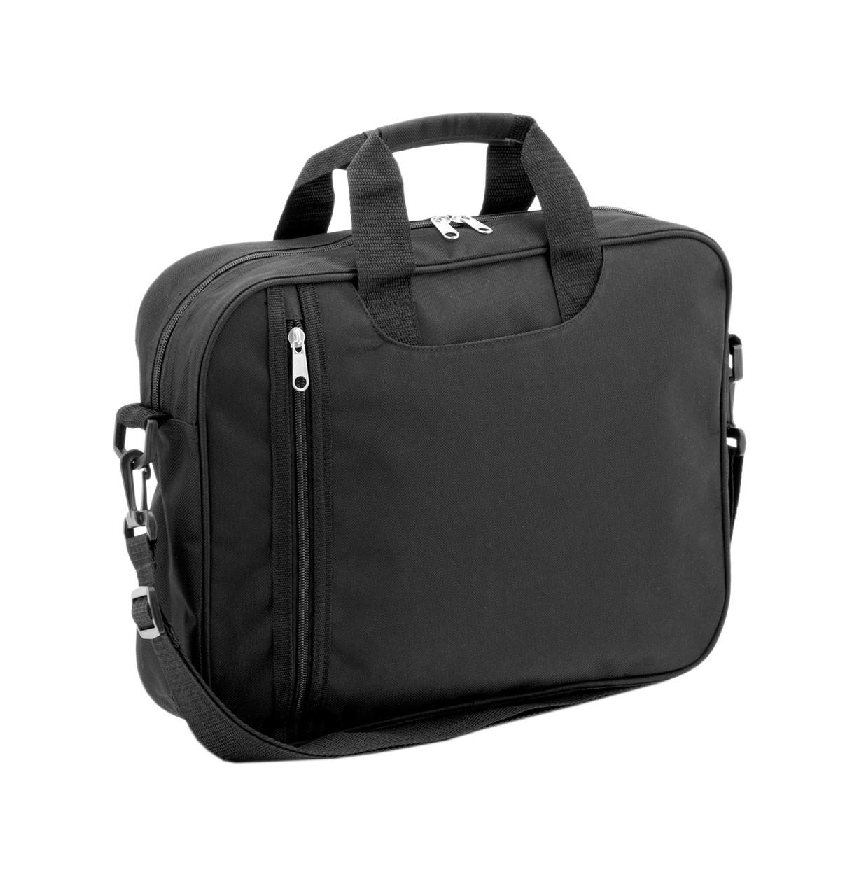 Document Bag Amazon - Black