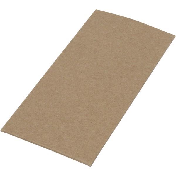 "Llavero rectangular de madera de haya ""Mauro"""