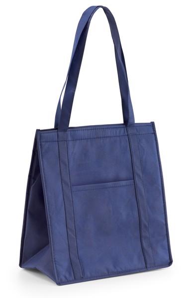 ROTTERDAM. Ισοθερμική τσάντα 10 L - Μπλε