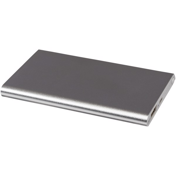 Pep 4000 mAh power bank - Silver