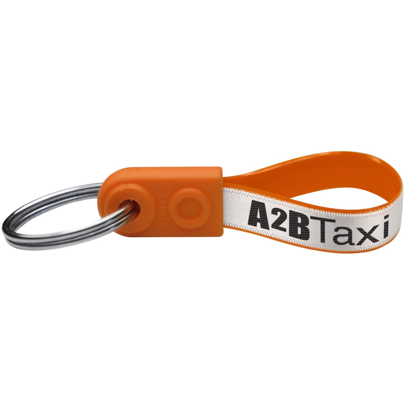 Ad-Loop® Mini Schlüsselanhänger - Orange