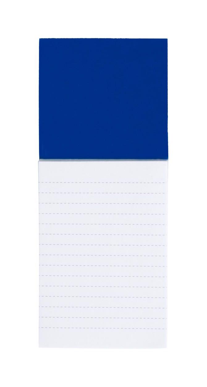 Blocnotes Magnetic Sylox - Albastru