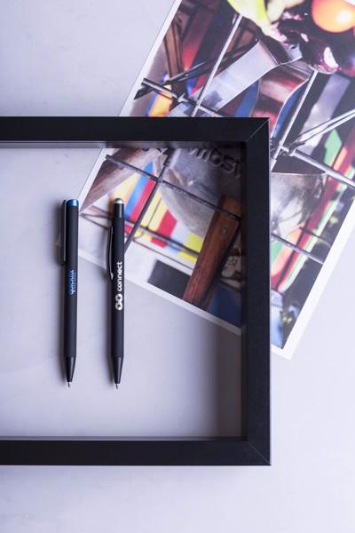 Bolígrafo Puntero Yaret - Plateado