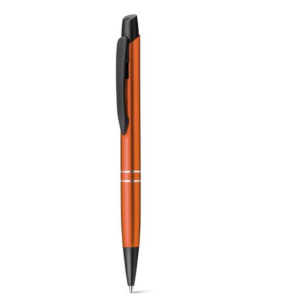 MARIETA DARK. Kuličkové pero - Oranžová