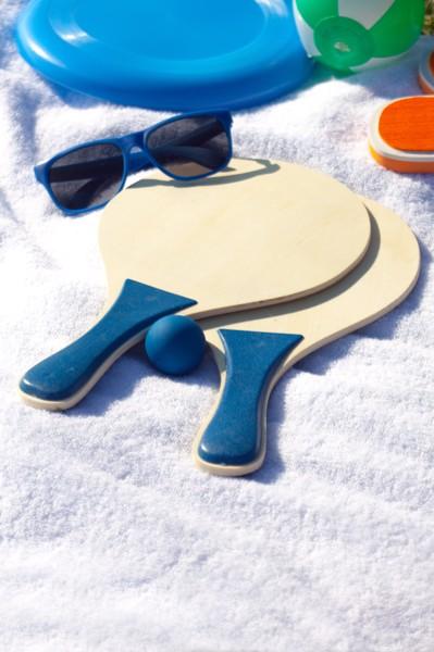 Set Na Plážový Tenis Tarik - Modrá