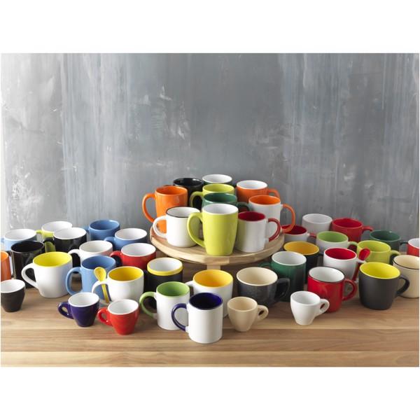 Pix 330 ml ceramic sublimation colour pop mug - Yellow