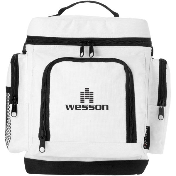 Helsinki cooler bag - White