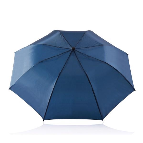 """20"""" skládací deštník Deluxe - Modrá"""