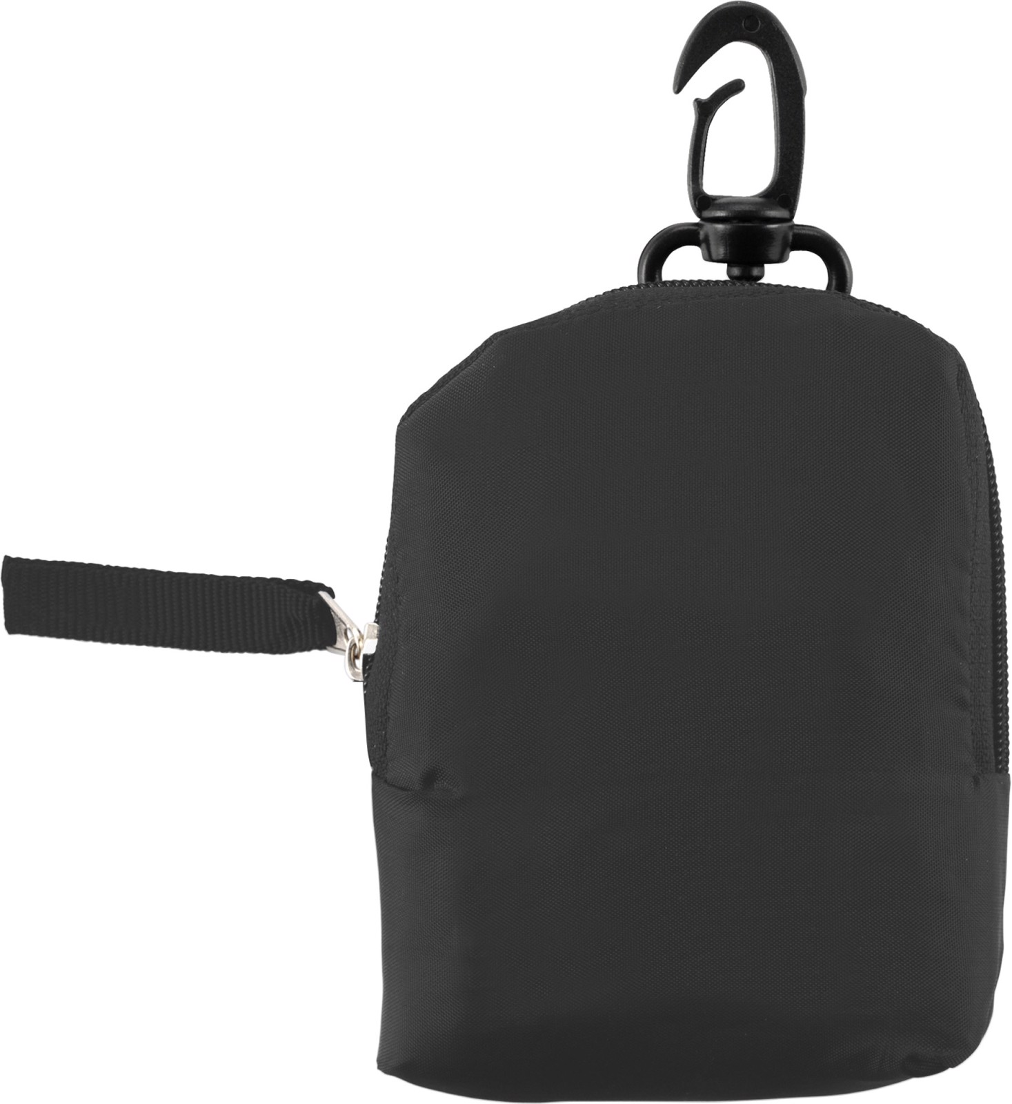 Polyester (190T) shopping bag - Black