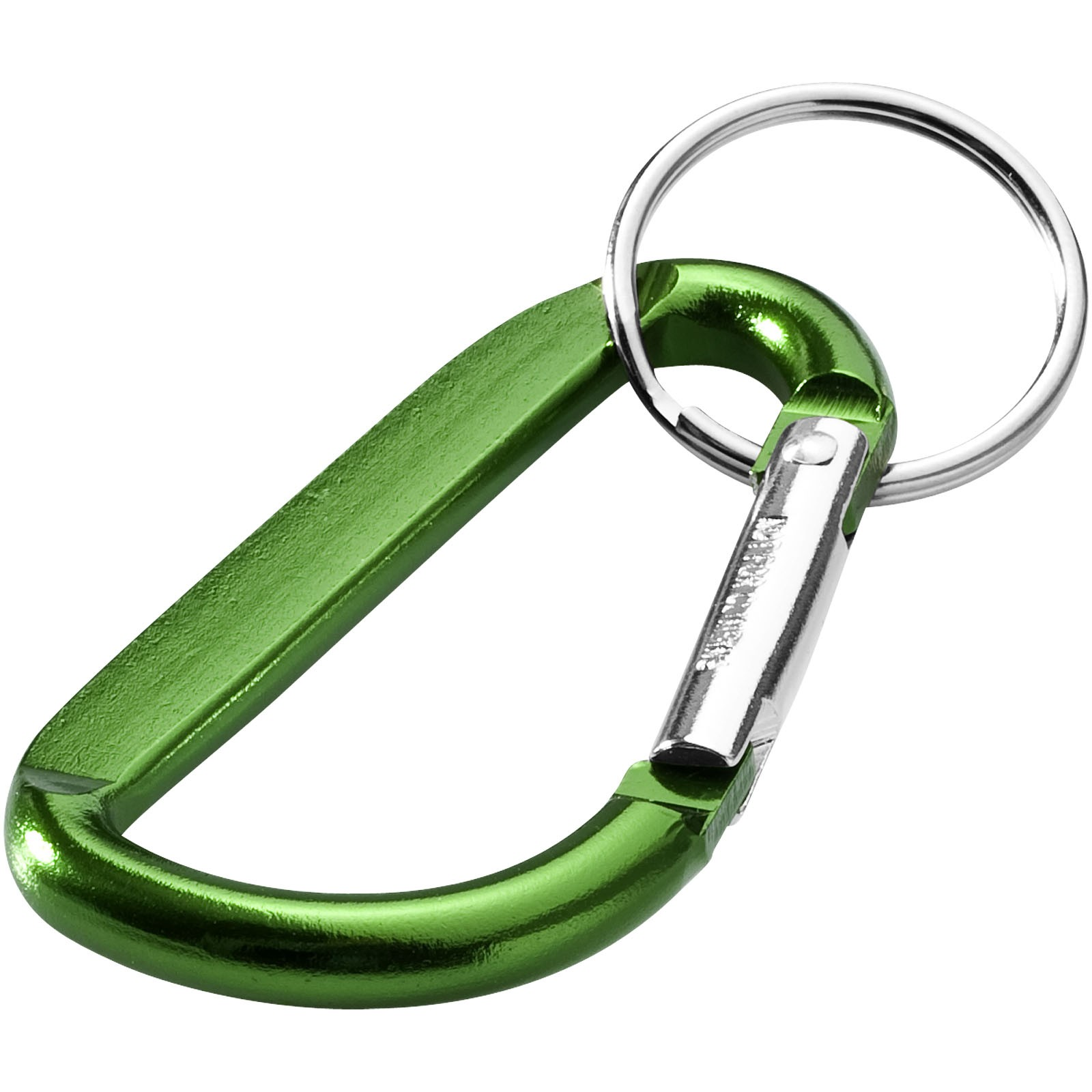 Karabinka na klíče Timor - Zelená