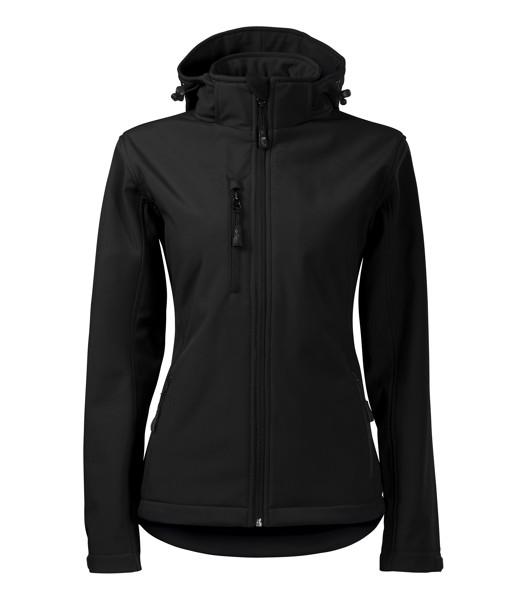 Softshellová bunda dámská Malfini Performance - Černá / M