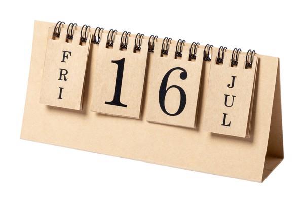 Nekonečný Kalendář Gadner - Přírodní