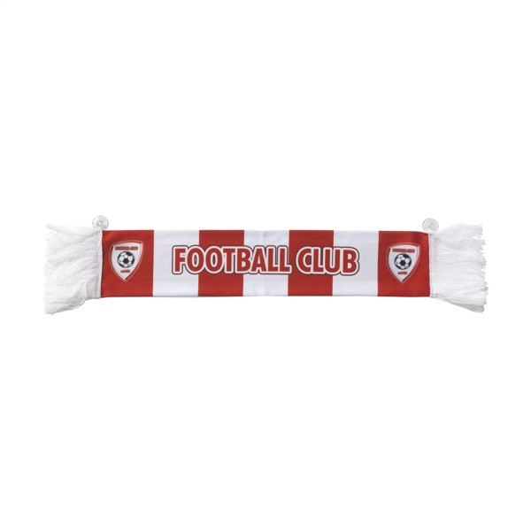 Supporter Car Scarf Sublimation - White