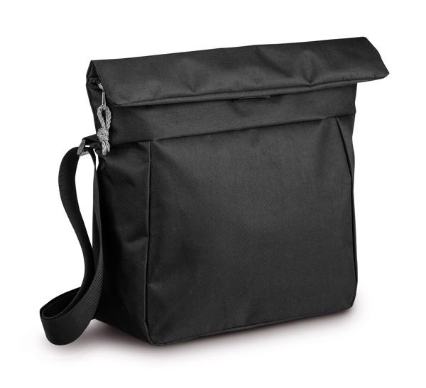 NOLLIE. Shoulder bag - Black