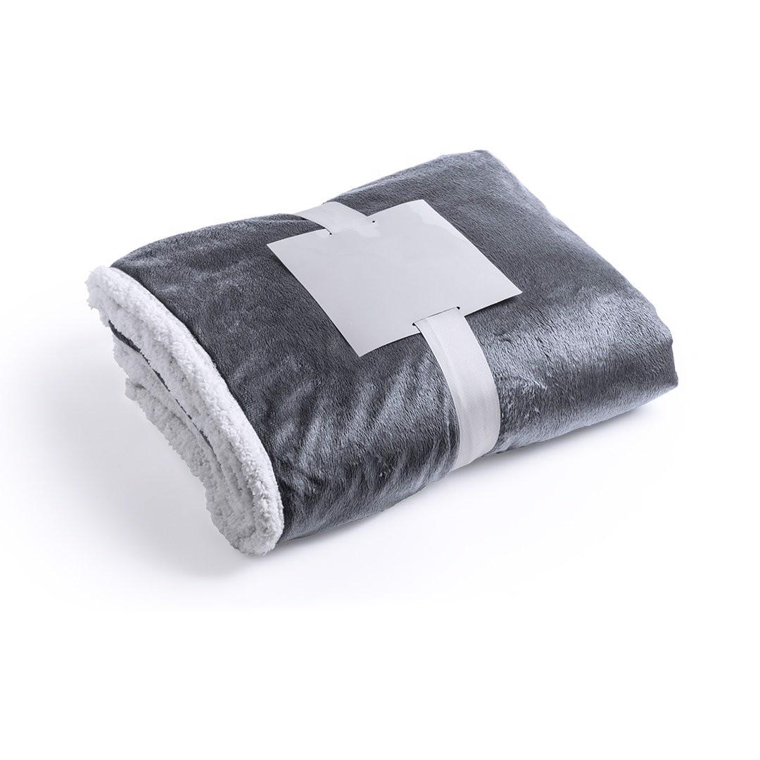Blanket Lerten - Grey