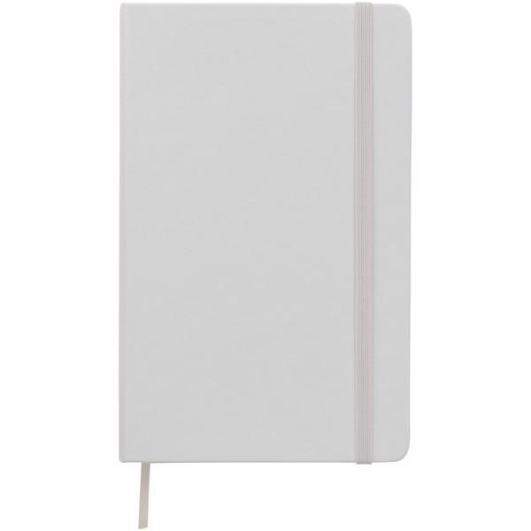 Classic Hardcover Notizbuch L – kariert - Weiss