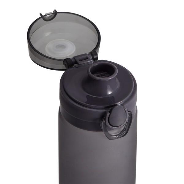 Bidon Brisk 600 ml - Szary