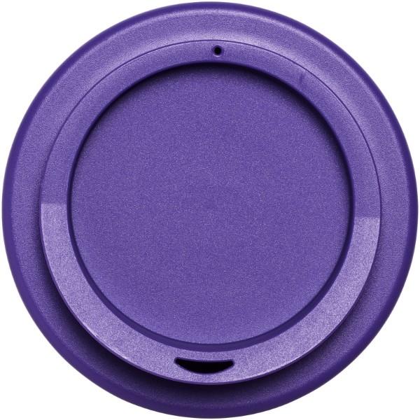 Termo hrnek Americano® 350 ml - Černá / Purpurová