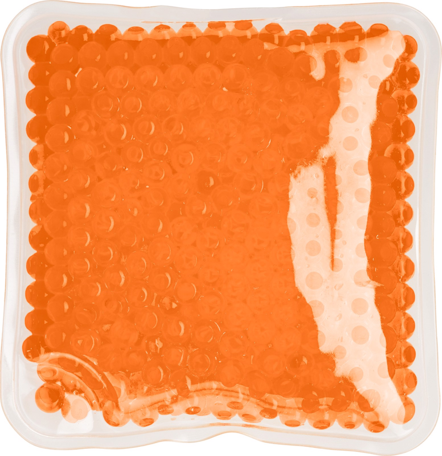 PVC hot/cold pack - Orange
