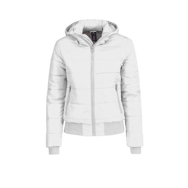 Ladies Winter Jacket 325 g Superhood Women Jw941 - White / XXL