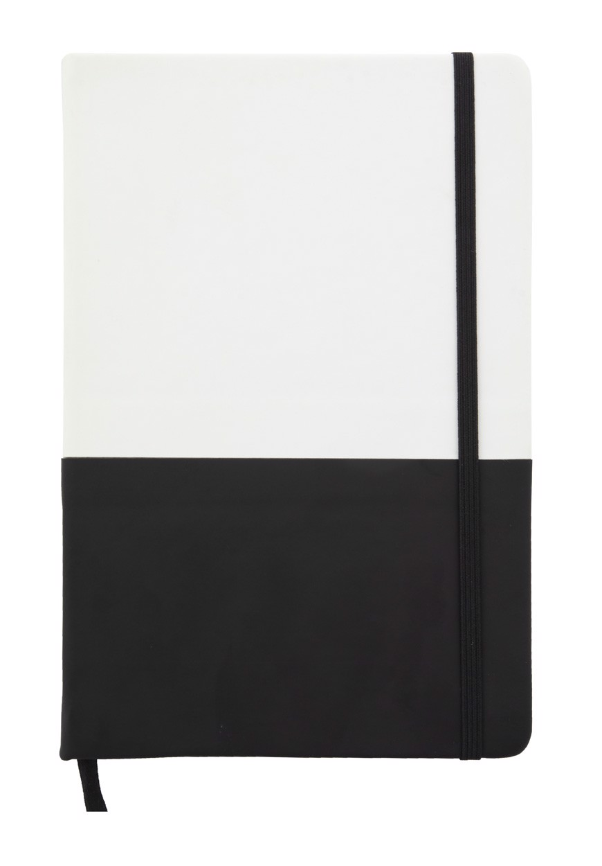 Carnețel Duonote - Negru / Alb