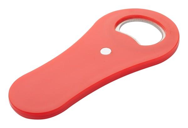 Otvírák Na Láhve S Magnetem Tronic - Červená